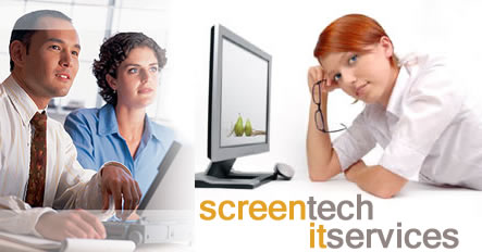 screentech it services - macclesfield, cheshire
