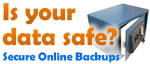 Click here to view the range of online backup solutions now.